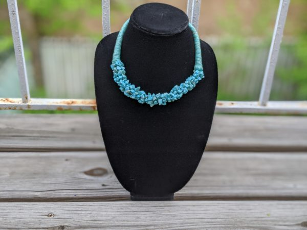 Bohemian African Style Choker Necklaces - Tur